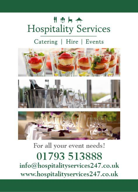 Hospitality Services Swindon